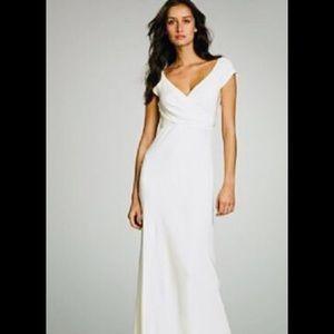 J.Crew - Cream Wedding Dress